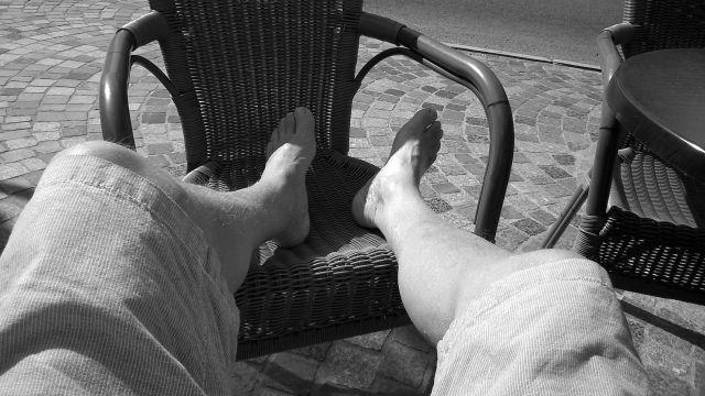 shoeless by c e ayr