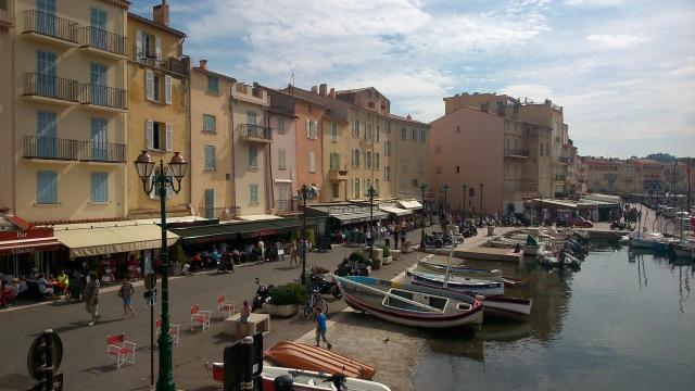 St Tropez by C. E. Ayr