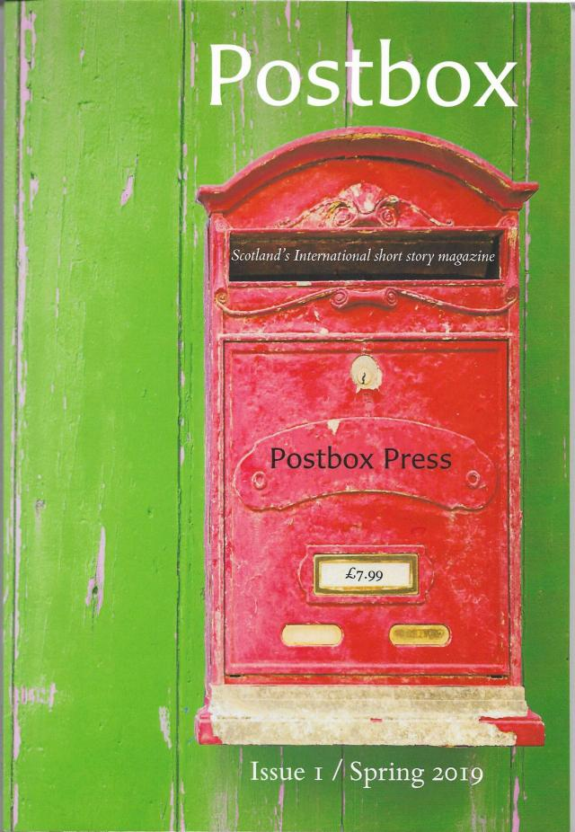 Postbox cover