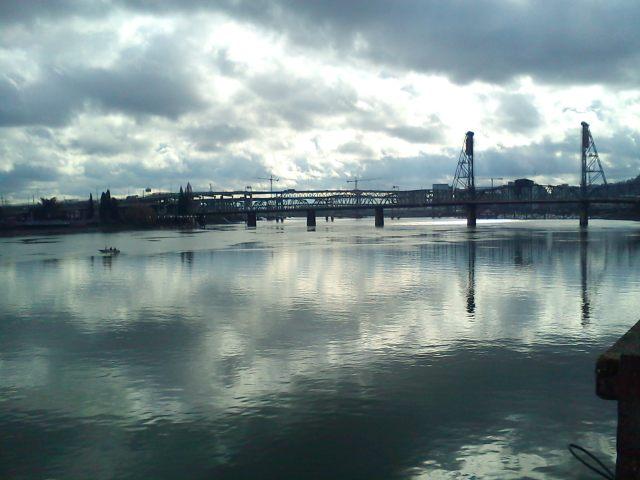 Portland, Oregon by AnElephantCant